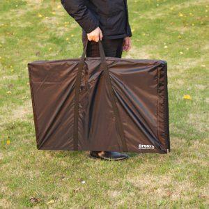 Sports Festive Cornhole Set Carry Case