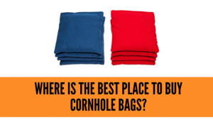 Where is the Best Place to Buy Cornhole Bags