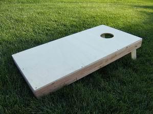 Woodgamz.com Wood Cornhole Boards
