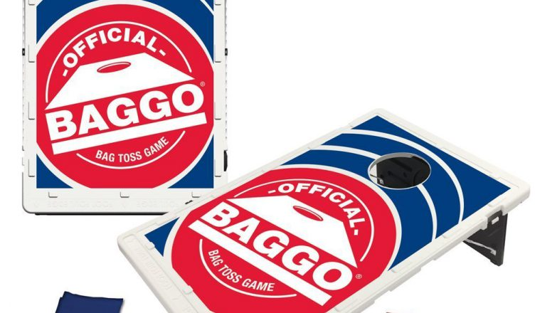 Baggo Bean Bag Toss Cornhole Game